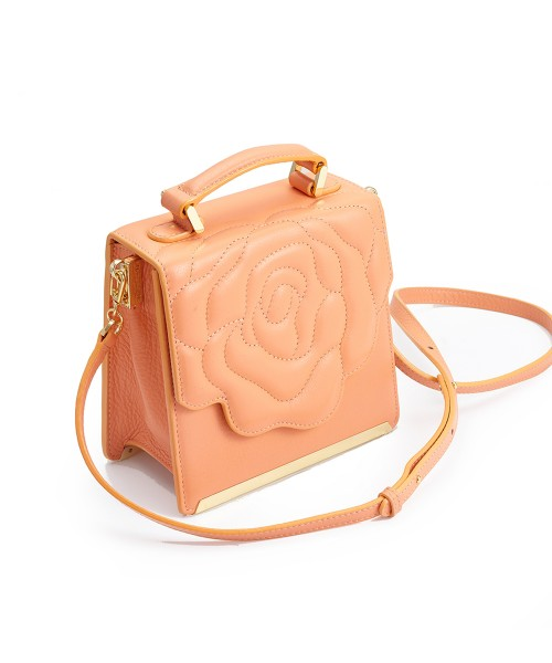 Aristotle Rose Bag - Box old rose2