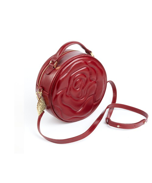 Aristotle Rose Bag - Maxi red1