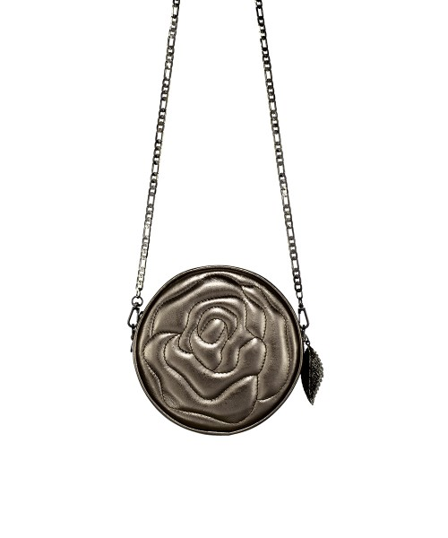 Aristotle rose bag - Black Metal