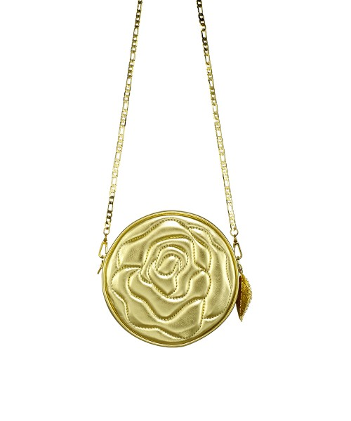 Aristotle rose bag - Yellow Gold