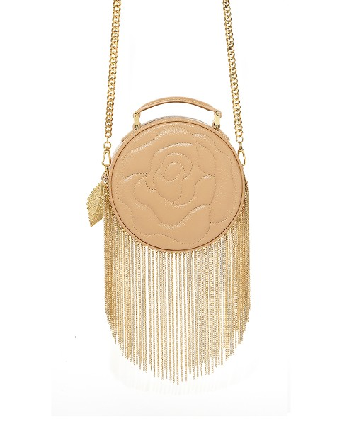 aristotle rose bag - fringie - Custard1