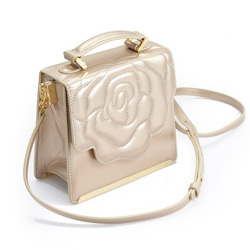 Aristotle-Rose-Bag-Box-champagne-Metallic-lamb-skin1-500x6002