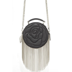 aristotle-rose-bag-fringie-black-matte1-500x600
