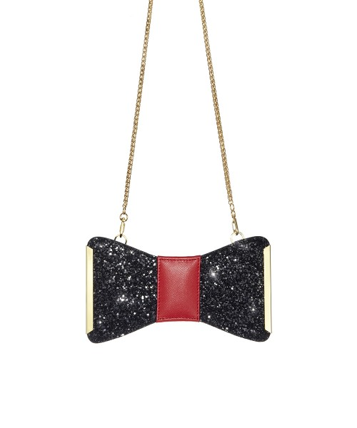 Aristotle Bow Bag Glitter - Miss Olive1