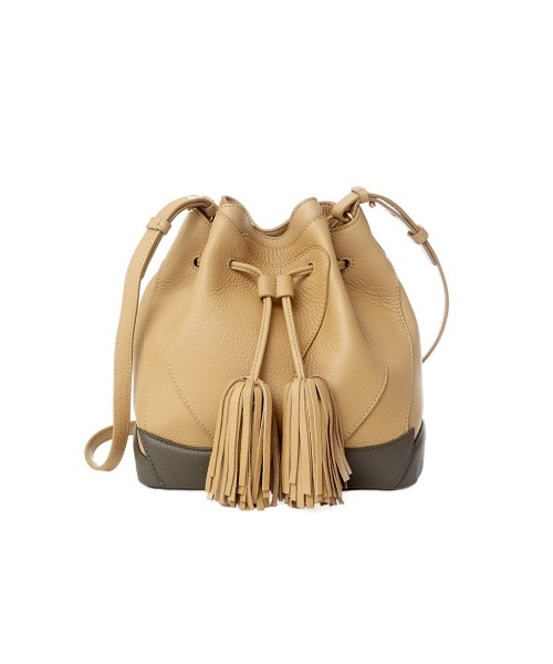 aristotle rose bag - Blooming - Beige Latte