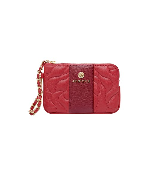 Aristotle-Product-wristlet-Red